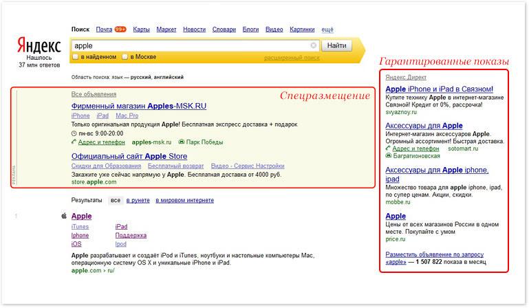 Гарантированные показы яндекс директ надоела реклама на сайтах